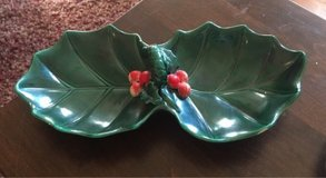 Lefton Handled Candy Dish in Aurora, Illinois