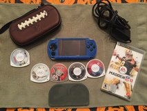 Sony PSP Bundle Blue LOWER PRICE in Lockport, Illinois