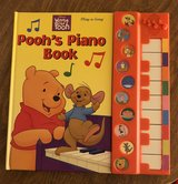 Pooh's Piano Book in Clarksville, Tennessee
