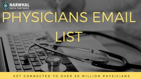 Never Miss Out On Any Business Campaign With Our Physicians Email List (40% OFF) in Los Angeles, California