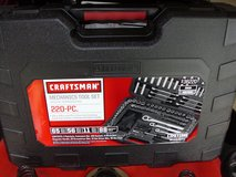 220 pc. craftsman toolset in Fort Knox, Kentucky