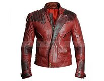 Guardians Of The Galaxy 2 Star Lord Leather Jacket in Pearland, Texas