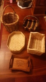 Baskets - Great for Halloween Fruits or Vegetables in Bolingbrook, Illinois