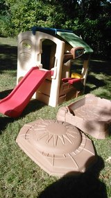 kids play house and sand box in Clarksville, Tennessee
