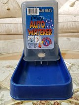 Brand New Condition Van Ness Plastic Molding Automatic Pet Waterer 6 Liter in Aurora, Illinois