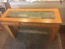 Wood sofa table from Germany in Quantico, Virginia