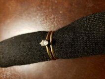 14k gold ring with marquis cut diamond in Beaufort, South Carolina