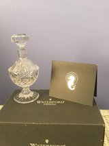 Waterford Crystal perfume decanter in Baytown, Texas