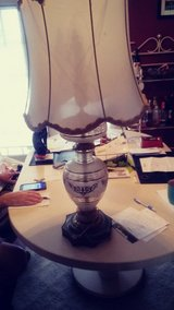 Vintage Gold lamp in Algonquin, Illinois