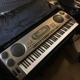 Casio Keyboard, stand and seat in Belleville, Illinois