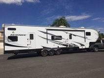 Like-New 2014 Eclipse Iconic 3316mc 5th Wheel Trailer in Oceanside, California
