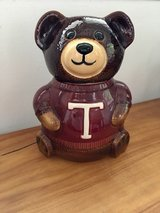 vintage  Pottery Teddy Bear Cookie Jar in Algonquin, Illinois