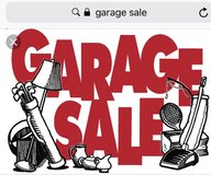 garage sale 10/13/18 in The Woodlands, Texas