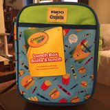 Crayola Lunch Bag in Joliet, Illinois