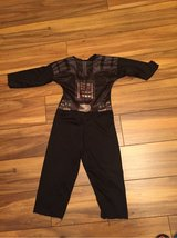 Star Wars costume boys Sz 4-6 in Joliet, Illinois