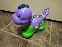 Alphabet dino from Leap Frog in Travis AFB, California