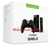 NVidia Shield factory sealed (or can be loaded) in Okinawa, Japan