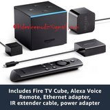 Amazon Fire TV Cube factory sealed or loaded in Okinawa, Japan