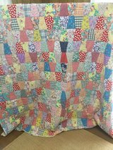 1930/40s Era Handstitched Quilt in Okinawa, Japan