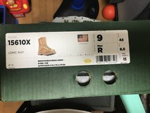 Danner USMC RAT Boots US size 9 in Okinawa, Japan
