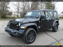 2018 JL Jeep Wrangler Sport Unlimited in Spangdahlem, Germany