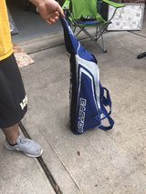Easton Baseball Bag w/Gear in Houston, Texas