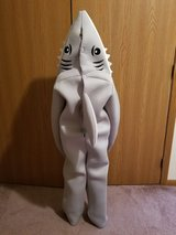 Shark costume in Fort Leonard Wood, Missouri