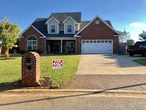6 BR/4BA 2752 SqFt in Rose Hill Subdivision in Perry, Georgia
