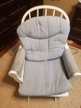 White rocking/ glider chair in Hopkinsville, Kentucky