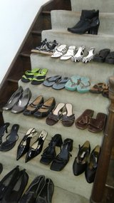 20 Pairs Womens Shoes Size 11 in Orland Park, Illinois
