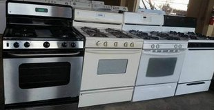 Gas and Electric Stoves For Sale in Oceanside, California