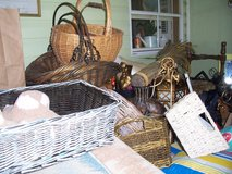 Wicker baskets in Camp Lejeune, North Carolina