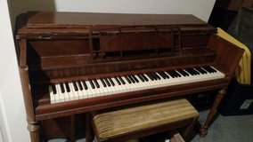 Kimball Spinet Piano in Travis AFB, California
