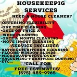 ??housecleaning!! in Alamogordo, New Mexico