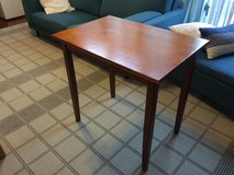 Small Brown Table. in Okinawa, Japan