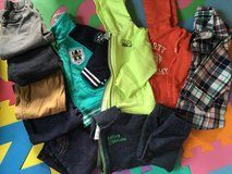 6 months winter clothes in Okinawa, Japan