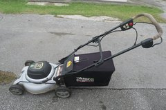 task force 18'' electric mower on or off base ok & with power cord in Okinawa, Japan