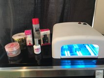 UV lamp and accessories in Okinawa, Japan