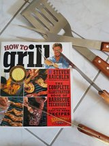 Grill Book and Barbecue Tools in Ramstein, Germany