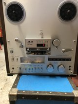 radio station reel to reel with case in Beaufort, South Carolina
