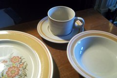 Newcor Stoneware Dishes in Baytown, Texas