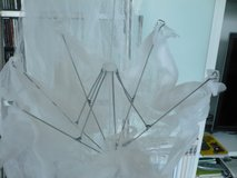 Mosquito net 200cm high New never used. to hang up on ceiling or bed in Stuttgart, GE