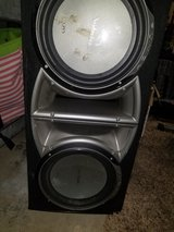 "12"" Rockford fosgate in Oceanside, California"
