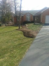 fall clean up, detaching, aereation, seeding in Oswego, Illinois