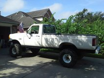 Big Boy, 4x4 Ranch style pickup in Spring, Texas