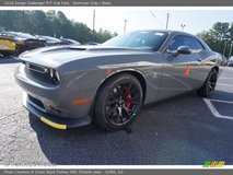 2018 Dodge Challenger R/T Scat Pack in Spangdahlem, Germany