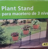 3 Tier Plant Stand in Westmont, Illinois