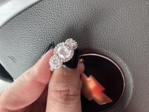 Size 9 engagement ring in DeRidder, Louisiana