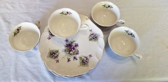 Snack Plates & Cups (Lefton China) in Lockport, Illinois