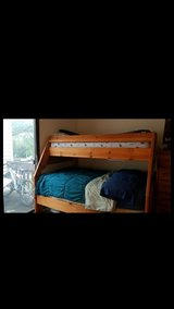 TWIN/FULL BUNKBED in Yorkville, Illinois
